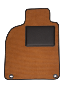 Quality Car Floor Mats - Vintage - Caramel