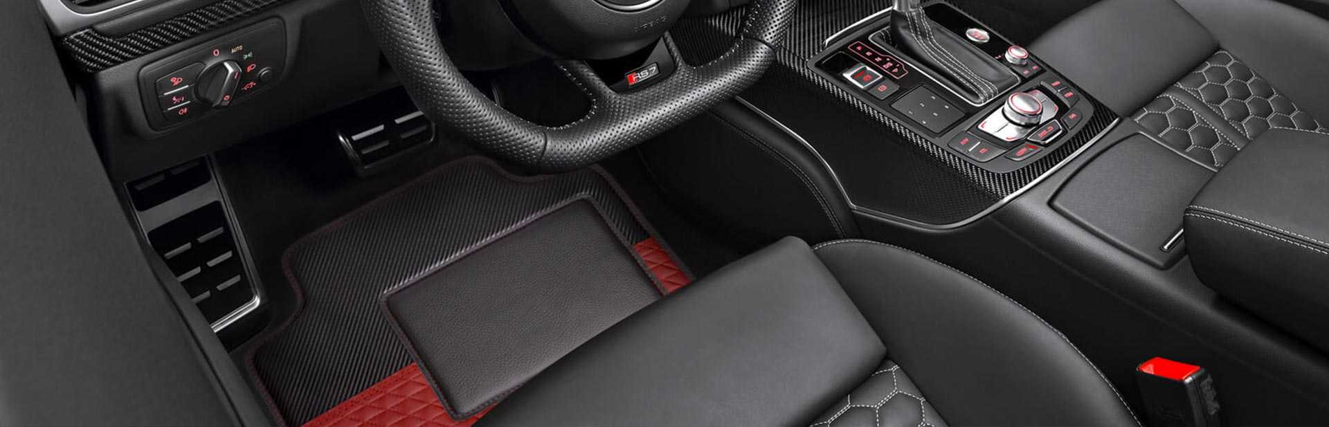 Car Floor Mats for Audi