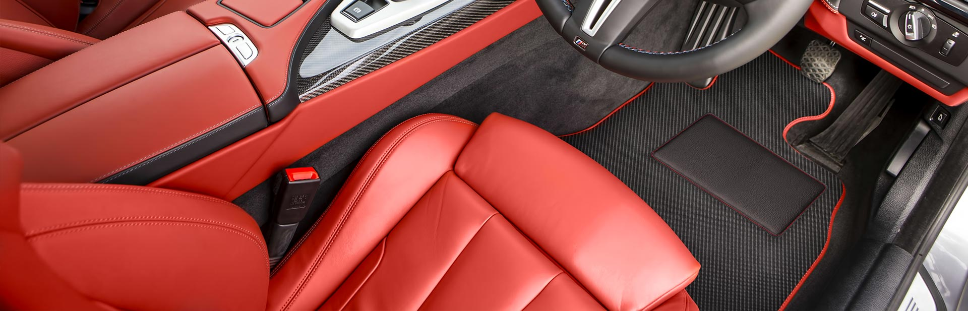 Car Floor Mats for Maserati