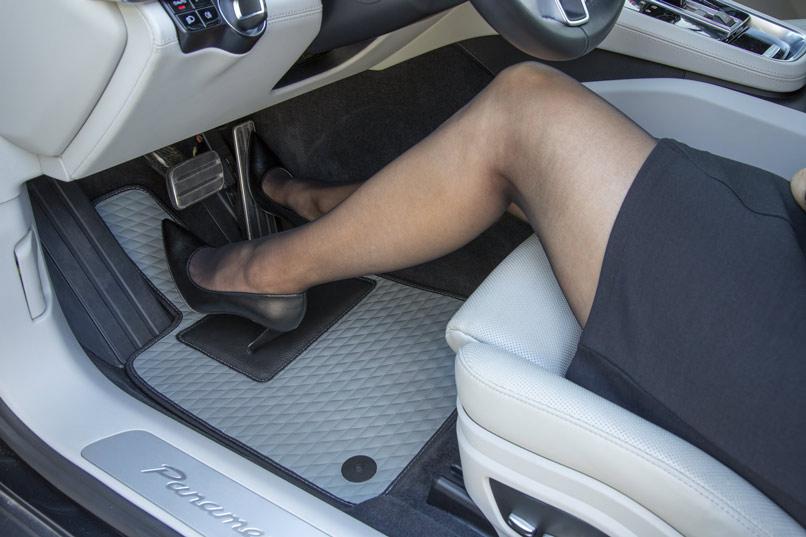 Car Floor Mats - Front Mats